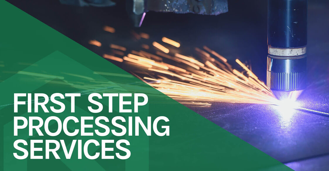 Take Advantage of Boyd Metal's First Step Processing Services