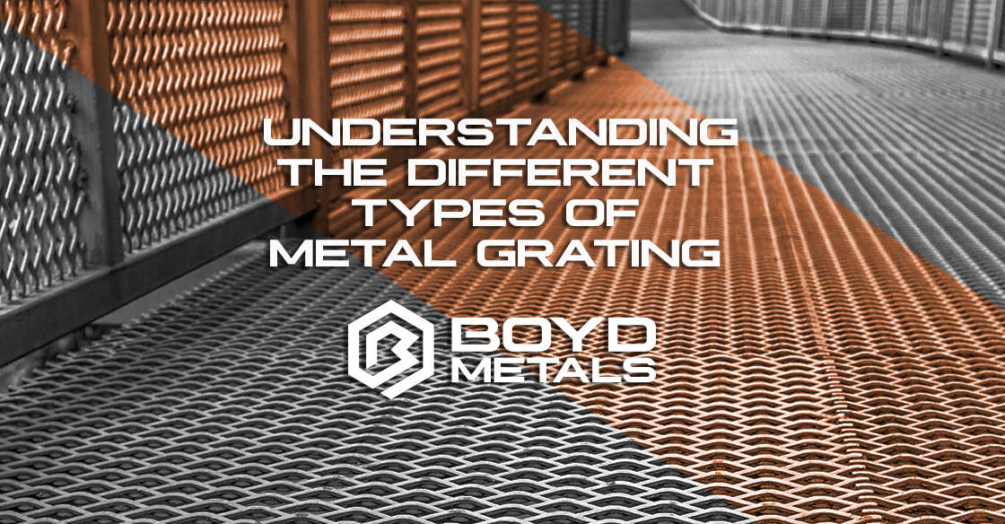 Different Types of Metal Grating