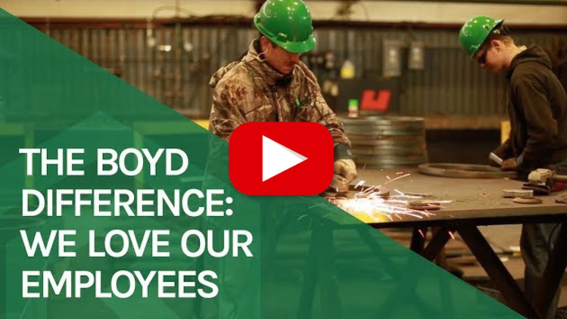 The Boyd Difference – We Love Our Employees