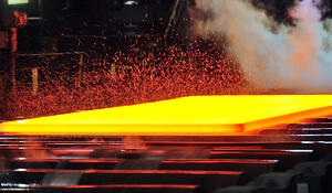 Image of Steel Mill