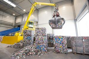 Image of Aluminum Recycling
