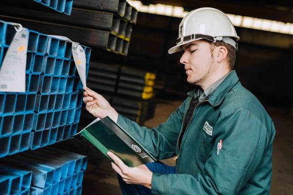 Boyd Metals Employee