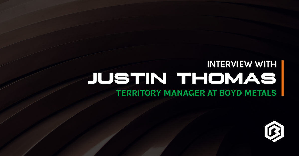 Metal Perspectives: An Interview With Justin Thomas