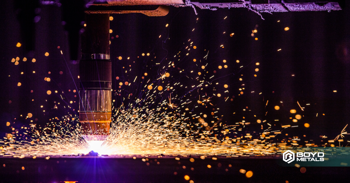 How Plasma Cutting Benefits Fabrication Projects